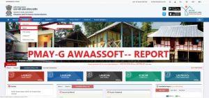 PMAY-G AWAASSOFT-REPORT