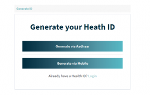 Create Your Health Id Card Now