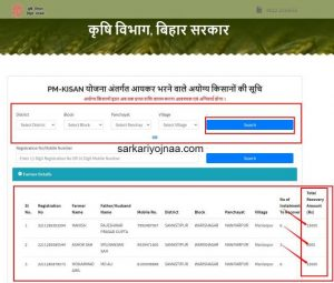 Pm Kisan Amount Recovery List