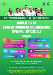 Farmer Producer Organisation